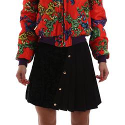 Ruhák Női Szoknyák Versace A9HUB30505487899 Fekete