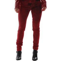 Ruhák Női Farmerek Versace A1HUB0Y0APW48537 Piros