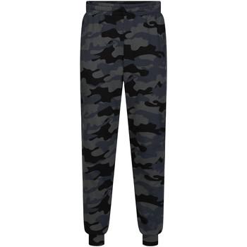 Ruhák Férfi Futónadrágok / Melegítők Calvin Klein Jeans 00GMH9P683 Fekete