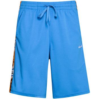 Ruhák Férfi Rövidnadrágok Diadora 502176087 Kék