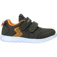 Cipők Gyerek Rövid szárú edzőcipők Lumberjack SB55112 002 M67 Zöld