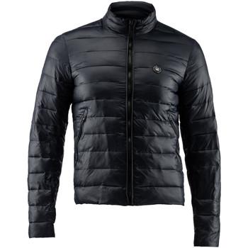 Ruhák Férfi Steppelt kabátok Lumberjack CM68722 004 405 Fekete