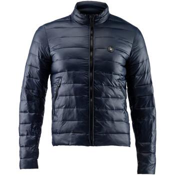 Ruhák Férfi Steppelt kabátok Lumberjack CM68722 004 405 Kék