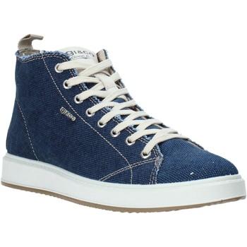 Cipők Férfi Magas szárú edzőcipők IgI&CO 5137811 Kék