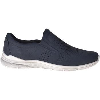 Cipők Férfi Belebújós cipők Ecco 51164402058 Kék