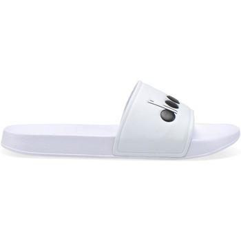 Cipők Férfi strandpapucsok Diadora 501174830 Fehér