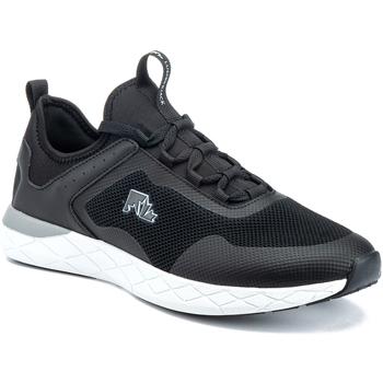 Cipők Férfi Rövid szárú edzőcipők Lumberjack SM77711 001 C01 Fekete