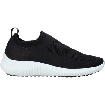 Cipők Férfi Belebújós cipők IgI&CO 5123800 Fekete
