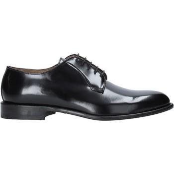 Cipők Férfi Oxford cipők Rogers 1019_5 Fekete