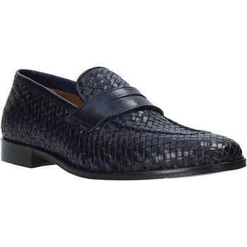 Cipők Férfi Mokkaszínek Rogers 1012_5IN Kék