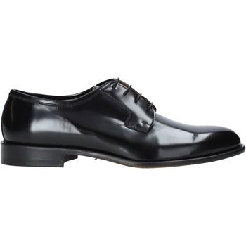 Cipők Férfi Oxford cipők Rogers 1044_5 Fekete