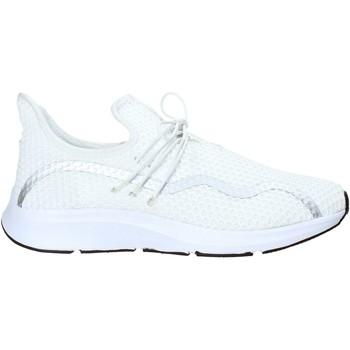 Cipők Férfi Rövid szárú edzőcipők Rocco Barocco N19.1 Fehér