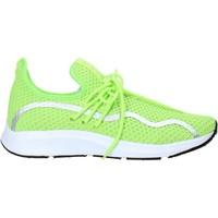 Cipők Férfi Rövid szárú edzőcipők Rocco Barocco N19 Zöld