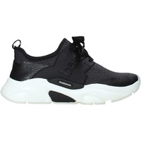 Cipők Férfi Rövid szárú edzőcipők Rocco Barocco N17.3 Fekete