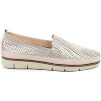 Cipők Női Belebújós cipők Grunland SC2790 Fehér