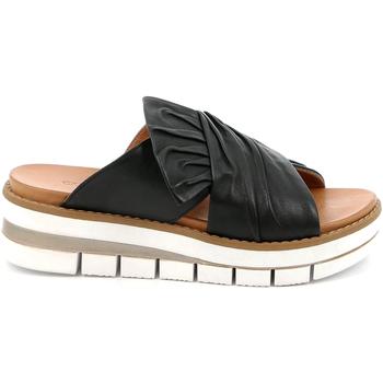 Cipők Női Papucsok Grunland CI2872 Fekete