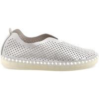 Cipők Női Belebújós cipők Grunland SC4910 Ezüst