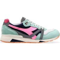 Cipők Női Rövid szárú edzőcipők Diadora 201176278 Zöld