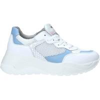 Cipők Női Rövid szárú edzőcipők IgI&CO 5168000 Fehér