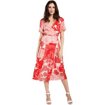 Ruhák Női Rövid ruhák Gaudi 011FD15014 Piros