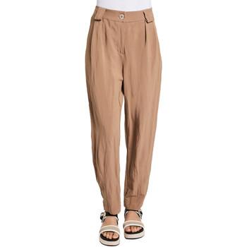 Ruhák Női Chino nadrágok / Carrot nadrágok Gaudi 011BD25052 Barna