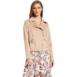 Ruhák Női Kabátok / Blézerek Gaudi 011BD38008 Bézs