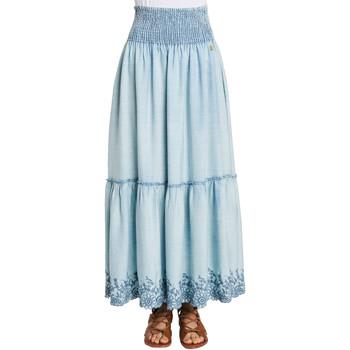 Ruhák Női Szoknyák Gaudi 011BD76002 Kék