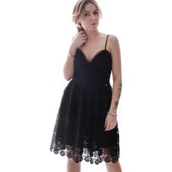 Ruhák Női Rövid ruhák Fracomina FR20SP531 Fekete