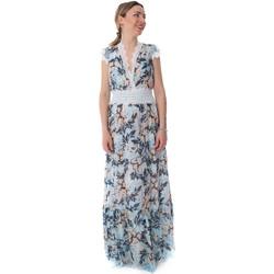 Ruhák Női Hosszú ruhák Fracomina FR20SP432 Kék