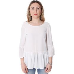 Ruhák Női Blúzok Fracomina FR20SP040 Fehér