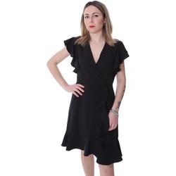 Ruhák Női Rövid ruhák Fracomina FR20SP051 Fekete
