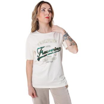 Ruhák Női Rövid ujjú pólók Fracomina FR20SP305 Fehér