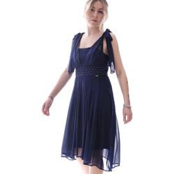 Ruhák Női Rövid ruhák Fracomina FR20SP599 Kék