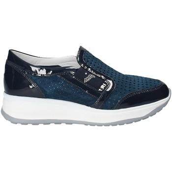 Cipők Női Belebújós cipők Susimoda 4782 Kék