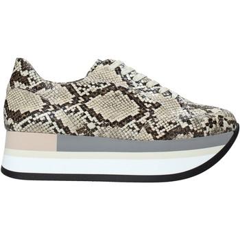 Cipők Női Rövid szárú edzőcipők Grace Shoes 331001 Bézs