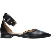 Cipők Női Balerina cipők  Grace Shoes 521T021 Fekete