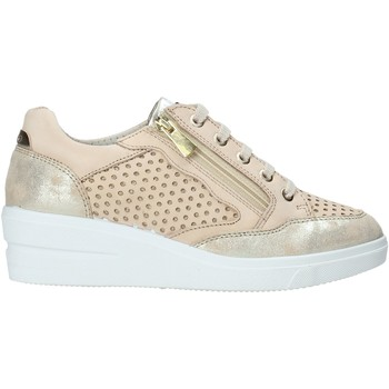 Cipők Női Rövid szárú edzőcipők IgI&CO 5153188 Arany