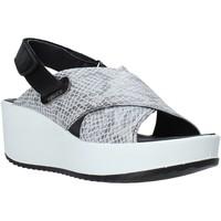 Cipők Női Szandálok / Saruk IgI&CO 5178400 Fekete