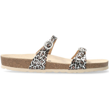 Cipők Női Papucsok Mephisto P5133440 Fekete