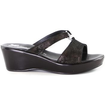 Cipők Női Papucsok Susimoda 173643 Szürke
