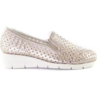 Cipők Női Belebújós cipők Susimoda 4805 Bézs