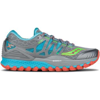 Cipők Női Rövid szárú edzőcipők Saucony S10325 Szürke
