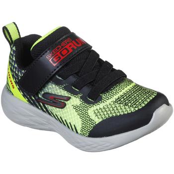 Cipők Gyerek Rövid szárú edzőcipők Skechers 97858N Sárga