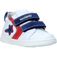 Cipők Gyerek Rövid szárú edzőcipők Nero Giardini E019082M Fehér