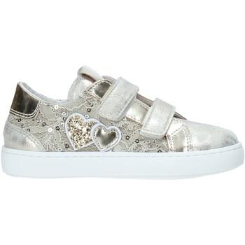 Cipők Lány Rövid szárú edzőcipők Nero Giardini E021370F Bézs
