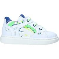 Cipők Gyerek Rövid szárú edzőcipők Nero Giardini E023805M Fehér