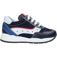 Cipők Gyerek Rövid szárú edzőcipők Nero Giardini E023820M Kék