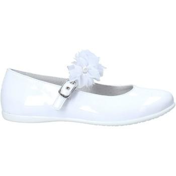 Cipők Lány Balerina cipők  Nero Giardini E031400F Fehér