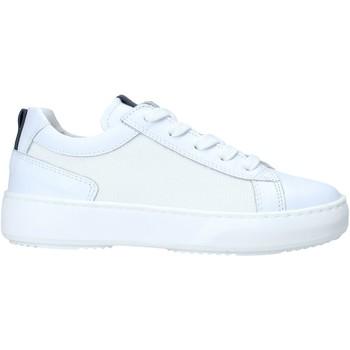 Cipők Gyerek Rövid szárú edzőcipők Nero Giardini E033771M Fehér