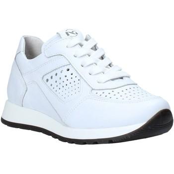 Cipők Gyerek Rövid szárú edzőcipők Nero Giardini E033810M Fehér